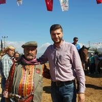 Photo taken at çaylı at yarışı sahasi by Kerem K. on 10/9/2016