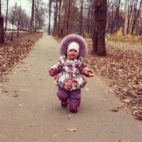 Photo taken at Детская площадка by Anna S. on 11/28/2014