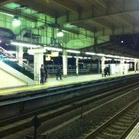 Photo taken at Ōsaki Station by JJ on 10/9/2012
