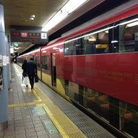 Photo taken at Yodoyabashi Station by JJ on 5/19/2013
