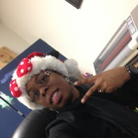 Photo taken at Forest Brook Middle School by Mo A. on 12/21/2012