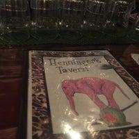 Photo taken at Henninger's Tavern by Dana G. on 2/23/2017