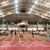 Photo taken at Rector Field House by John M. on 1/31/2015