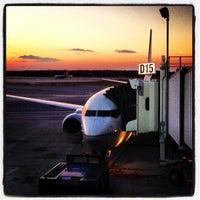 Photo taken at Baltimore/Washington International Thurgood Marshall Airport (BWI) by John M. on 1/18/2013