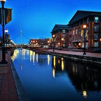 Photo taken at Downtown Frederick by John M. on 3/14/2013