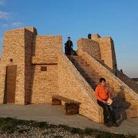 Photo taken at Пирамида Мудрецов by Rinat on 4/30/2016