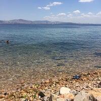 Photo taken at Kınalı Ada Plajı by Tufan O. on 7/22/2016