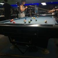 Photo taken at Punggol Billiards by Ivan L. on 4/22/2016