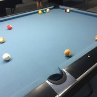 Photo taken at Punggol Billiards by Ivan L. on 1/9/2016