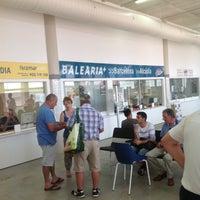 Photo taken at Port Comercial by Maksim D. on 7/20/2015