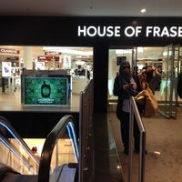 Photo taken at House of Fraser by Maksim D. on 10/19/2012