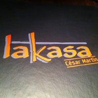 Foto tomada en Restaurante Lakasa por Basa W. el 11/10/2012