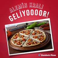 Photo taken at Domino's Pizza by Domino's Pizza Kayseri Official  Account on 3/18/2017