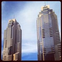 Photo taken at Grosvenor House Dubai فندق جروسفنر هاوس by Dmitry D. on 3/23/2013