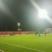 Photo taken at Estádio da Madeira by Cleared F. on 10/28/2016