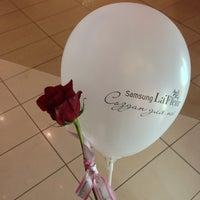 Photo taken at Samsung by Anastasiia🌟 on 3/8/2013