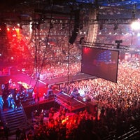 Photo taken at Mediolanum Forum by Andrea P. on 9/25/2012