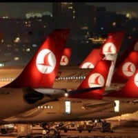 Photo taken at TK2424 IST-AYT / Turkish Airlines by ...... on 9/25/2016