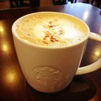 Photo taken at Starbucks by shin g. on 4/6/2013