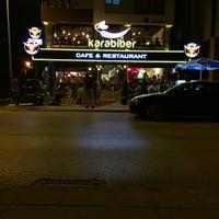 8/2/2016 tarihinde Cevdet D.ziyaretçi tarafından Karabiber Cafe & Restaurant'de çekilen fotoğraf