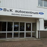 Photo taken at Ford B&K Autocentrum by Niels V. on 10/10/2013