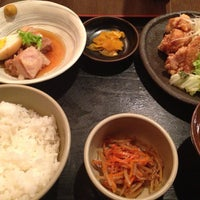 Photo taken at 丸の内 旬・彩・食・房~雅~ by 梅薫庵 on 7/17/2013
