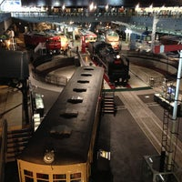Photo taken at The Railway Museum by 梅薫庵 on 4/10/2013