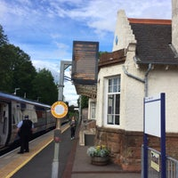 Photo taken at Laurencekirk Railway Station (LAU) by Bruce S. on 6/16/2017
