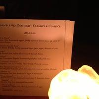 Photo taken at Bramble Bar by Nick B. on 11/15/2012