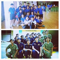 Photo taken at Ping Yi Secondary School by Iskandar B. on 5/25/2014