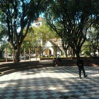 Photo taken at Plaza 9 de Julio by Diego R. on 5/11/2013