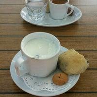 Photo taken at İncir Cafe & Restaurant by Şirin Y. on 4/9/2016