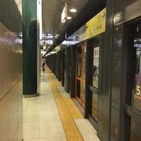 Photo taken at Namboku Line Shirokane-takanawa Station (N03) by Kyosuke on 7/29/2017