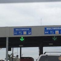 Photo taken at Caseta De Cobro Puente Tampico by Milton C. on 3/1/2013