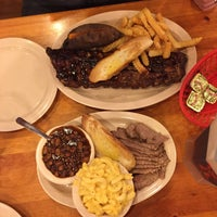 Photo taken at Scruby's BBQ by Moises R. on 1/23/2016