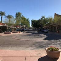 Photo taken at Old Town Scottsdale by Teatimed on 11/18/2017
