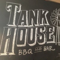 Photo taken at Tank House BBQ & Bar by Todd P. on 8/31/2013