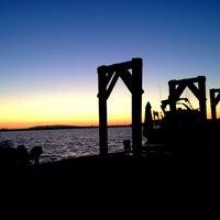 Photo taken at Everett Marina by Trista R. on 7/4/2013
