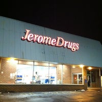 Photo taken at Jerome Drugs by Scott P. on 12/29/2012