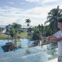 Photo taken at Bintan Lagoon Resort by Xonejump 夏. on 5/28/2017