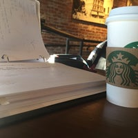 Photo taken at Starbucks by JOY M. on 2/29/2016