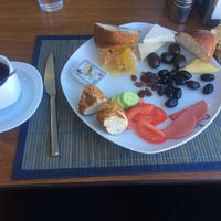 Photo taken at Hotel Özlü by Hüseyin Y. on 10/17/2017