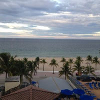 Photo taken at Courtyard Fort Lauderdale Beach by Molly K. on 8/30/2013