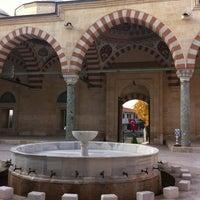 11/25/2012 tarihinde Abbas T.ziyaretçi tarafından Üç Şerefeli Camii'de çekilen fotoğraf