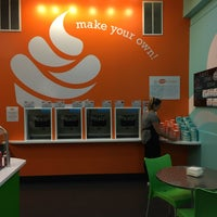 Photo taken at Myo Pure Frozen Yogurt by Emily M. on 7/3/2016