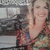 Photo taken at Negócios e Destaques by Edson O. on 2/6/2014