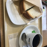 Photo taken at Doutor Coffee Shop by 小鳥遊 s. on 9/15/2018