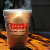 Photo taken at Dunkin' Donuts by Omar M. on 10/26/2012