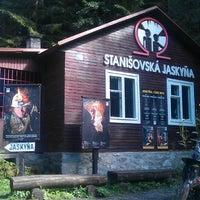 Photo taken at Stanišovská jaskyňa by Martin B. on 9/14/2013