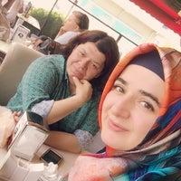 Photo taken at Kiraz Kahvaltı Evi by Yase Y. on 7/19/2017